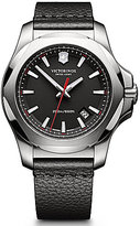 Victorinox I.N.O.X. Luminescent Analog Military Time Watch