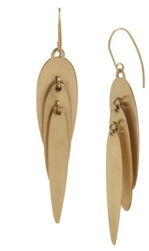 Robert Lee Morris Soho Layered Drop Earrings