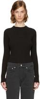 Won Hundred Black Vega Crewneck Sweater