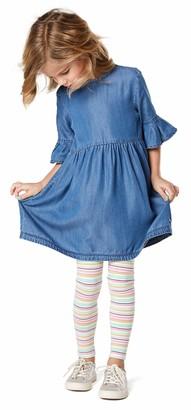 Noppies Girl's G Dress Zip Putnam Dress