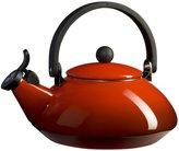 Le Creuset Enamel-on-Steel Zen Teakettle - Cherry - 1.6 qt