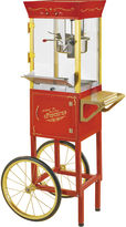 Nostalgia Electrics Nostalgia ElectricsTM Vintage CollectionTM Old-Fashioned Movie Time Popcorn Cart