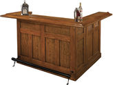 JCPenney Maloney Large Wood Bar