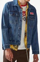 Brixton x Coors Cable Denim Jacket