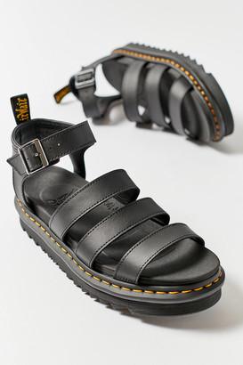 Dr. Martens Blaire Hydro Leather Sandal