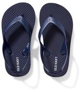 Old Navy Solid Flip-Flops for Toddler