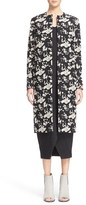 Zero Maria Cornejo Women's 'Luna' Lotus Jacquard Coat