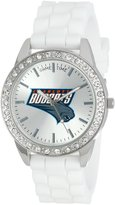 Game Time Women's NBA-FRO-CHA Frost NBA Series 3-Hand Analog Watch