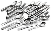 Gorham Melon Bud Frosted 45-Piece Stainless Flatware Set