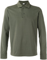 Aspesi longsleeved polo shirt - men - Cotton - M