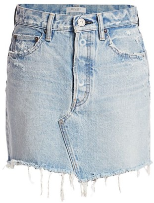 Moussy Wellington Denim Skirt