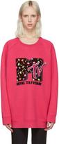 Marc Jacobs - Pull rose Palms MTV