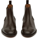 Reiss Reiss Tenor - Leather Chelsea Boots In Brown