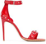 Alexander McQueen hobnail sandals - women - Leather - 37.5