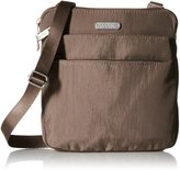 Baggallini Zipper Crossbody Travel Bag