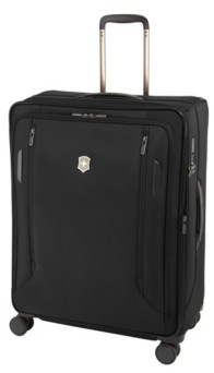 "Victorinox Vx Avenue 27.5"" Large Expandable Softside Spinner Suitcase"