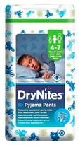 Huggies 4-7 years DryNites For Boys 17-30kg 10 per pack