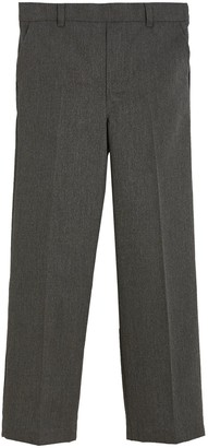 Very Boys 2 Pack Pull On School Trousers - Grey