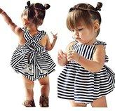 Baby Girls Clothes Sets,Hemlock Summer Shirts Toddler Girls Dress Pants (24M, Navy)