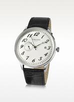 Forzieri Automatic Stainless Steel Dress Watch