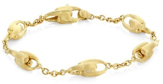 Marco Bicego Lucia 18K Yellow Gold Hand Engraved Bracelet