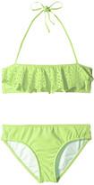 Seafolly Tropical Splice Mini Tube Bikini (Little Kids/Big Kids)