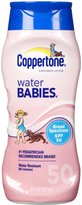 Coppertone Water Babies Sunscreen Lotion - SPF 50 - 8 oz