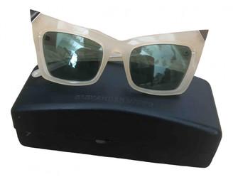 Alexander Wang Pink Other Sunglasses
