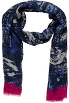Yigal Azrouel Abstract Printed Scarf