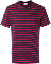 Officine Generale striped T-shirt - men - Cotton - L