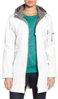 Ilse Jacobsen Women's 'Rain 7B' Hooded Water Resistant Coat