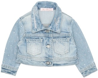 Miss Blumarine Denim outerwear