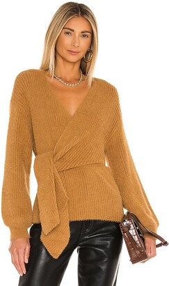 House Of Harlow x REVOLVE Khalida Wrap Sweater