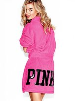 Victoria's Secret Pink® Bling Terry Robe