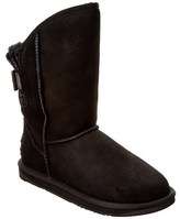 Australia Luxe Collective Women's Luxe Spartan Knit Suede Short Boot.