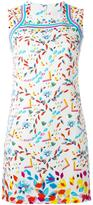 Peter Pilotto printed 'Stamp' dress