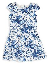 Petit Bateau Toddler's & Little Girl's Printed Dress