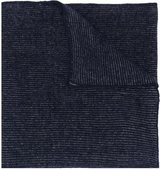 Stephan Schneider Perelman's ribbed scarf