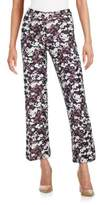 Giamba Brocade Flared Trousers