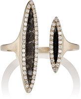 Monique Péan Women's Geometric-Faced Ring
