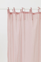 H&M 2-pack Curtain Panels - Pink