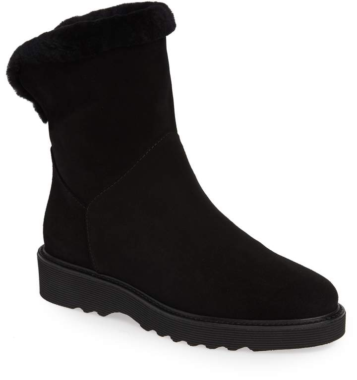 Aquatalia Kaitlyn Genuine Shearling Boot