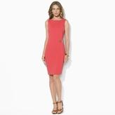Ralph Lauren Sleeveless Boatneck Dress