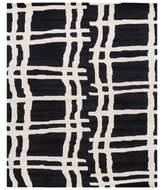 Kate Spade Broken Plaid Gramercy Area Rug, 5' x 8'