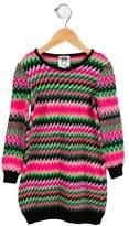 Milly Minis Girls' Knit Wool Dress