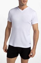 Polo Ralph Lauren Men's Big & Tall 2-Pack V-Neck T-Shirt