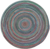 JCPenney Capel Inc. Capel American Traditions Braided Wool Round Rug