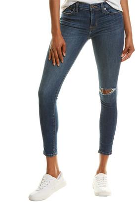 Hudson Natalie Destructed Bastille Ankle Skinny Leg Jean