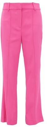 Sies Marjan Danit Flared Trousers - Womens - Pink