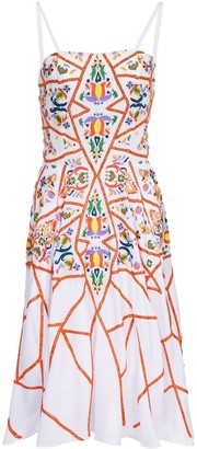 Aarabhi London Gabriella Embellished Dress